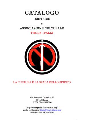 Catalogo Thule Italia Editrice
