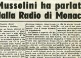 18 settembre 1943: discorso di Monaco