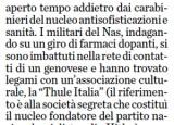 XI comandamento: non nominare il nome di Thule Italia invano.