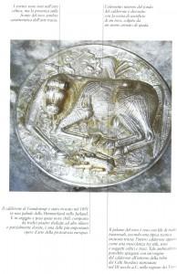 Calderone celtico di Gundestrup, inizi del I secolo a.C, Copenaghen, Nationalmuseet.