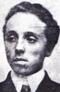 August Kubizek,1907