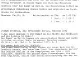 5 novembre 1933: il risveglio di Berlino