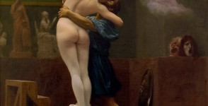 Pigmalione e Galatea