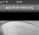 Novità: «App»
