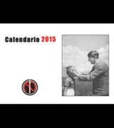 Calendario da tavolo 2015