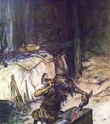 Sigurðr e i Nibelunghi (seconda parte)