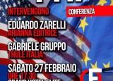Conferenza a Bologna [27 febbraio]