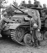 Panzerkampfwagen II e III