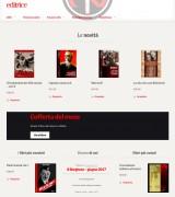 Nuovo sito dell'editrice