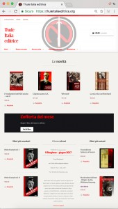 nuovo sito thule italia editrice