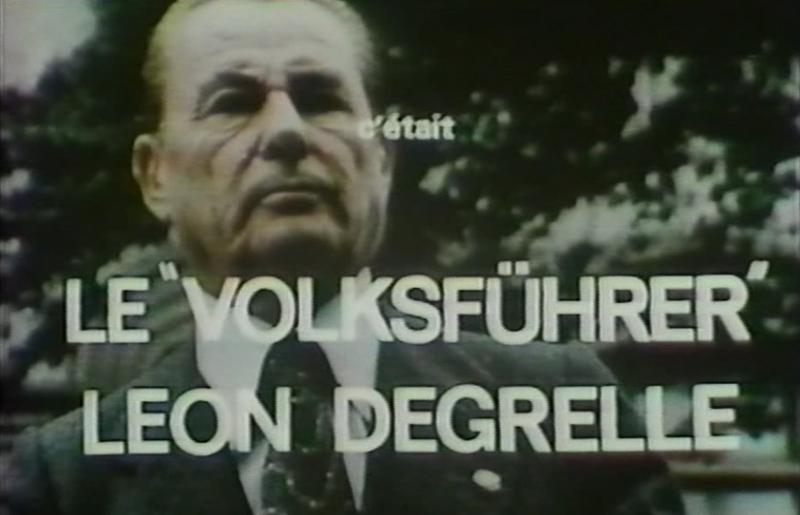 Intervista con Degrelle